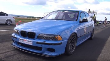BMW E39 M5 Supersprint