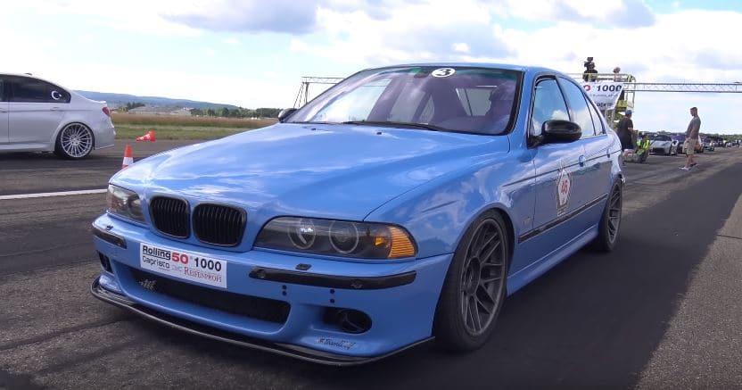 BMW E39 M5 Supersprint