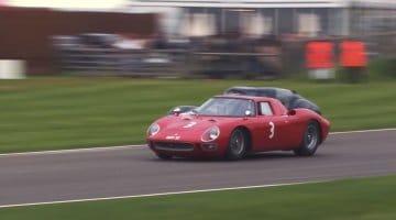 Ferrari 250 LM Goodwood Revival
