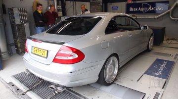 Mercedes-Benz CLK500