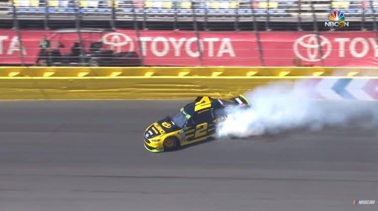 NASCAR Drift Charlotte Speedway