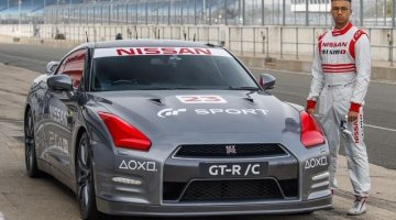 Nissan GT-RC