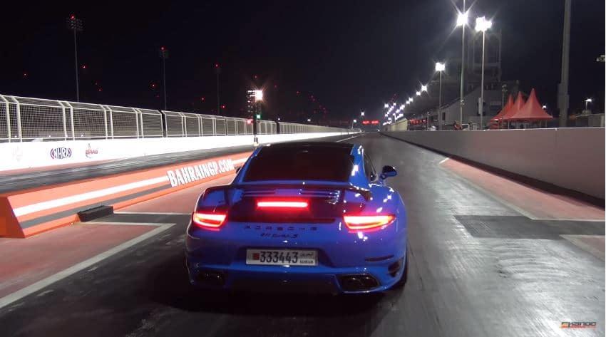 Snelste Porsche 911 Turbo S