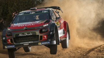 WRC Spanje Highlights