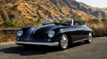 West Coast Customs Porsche 356