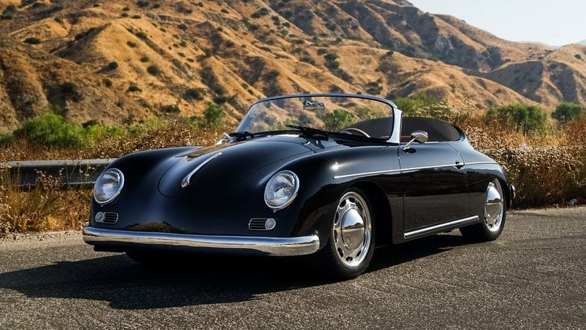 West Coast Customs Porsche 356