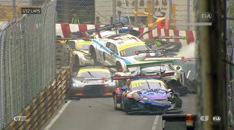FIA-GT-World-Cup-Macau-Crash-2017