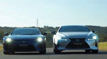 Lexus-LFA-en-Lexus-LC500