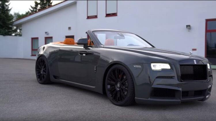 Spofect Rolls Royce Dawn