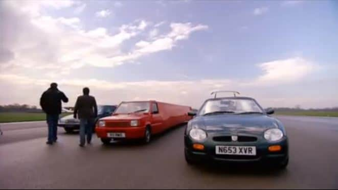Top Gear Season 9 Episode 6