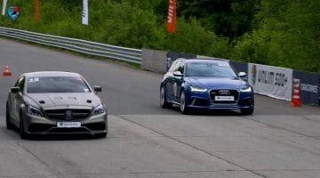 Audi RS6 vs Mercedes-AMG CLS