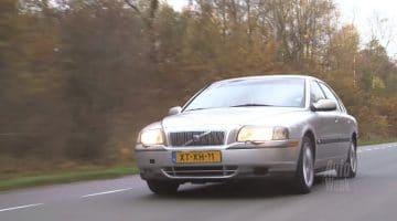 Deze Volvo S80 T6 heeft bijna 600.000 km op de teller