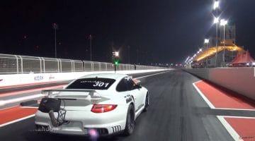 Ekanoo Racing's 997 GT2 verbreekt record