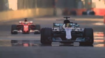 Formule 1 2017 - C4F1 Season Review