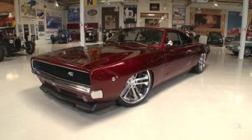 Jay Leno's Garage - 1968 Dodge Charger V10 Twin Turbo