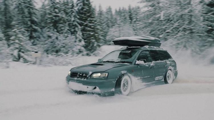 Subaru Legacy GTB