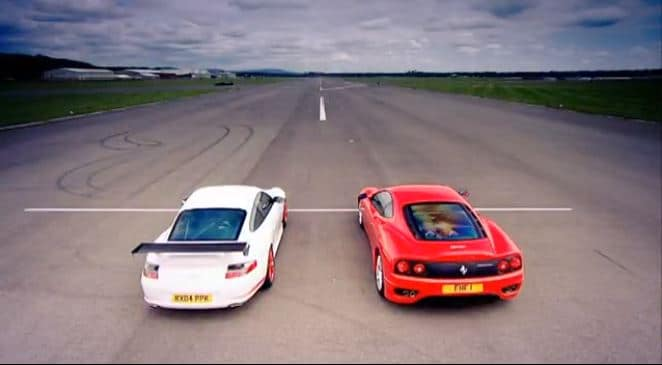 Top Gear Season 4 Episide 3