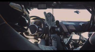 Zo ziet 458 kmh onboard bij de Koenigsegg Agera RS