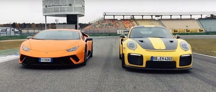 porsche-911-gt2-rs-vs-lamborghini-huracan-performante