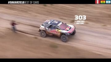 Dakar 2018 Highlights