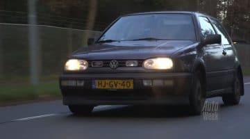 Golf GTI 16V met half miljoen kilometer
