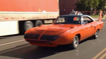 Jay-Leno's-Garage-Plymouth-Superbird