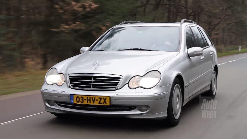 Mercedes C270 CDI met709.778 km