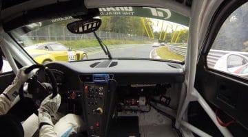 Onboard Porsche 911 GT3 Cup VLN