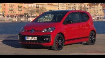 Volkswagen Up GTI Review