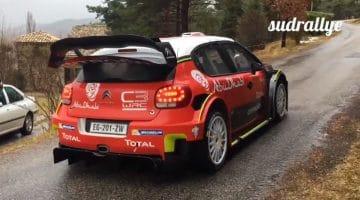 WRC-teams bereiden zich voor op Rally Monte-Carlo