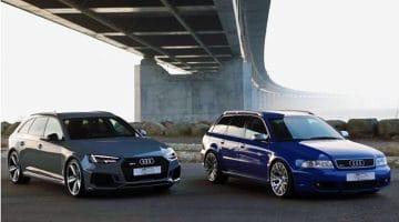 2018-Audi-RS4-B9-vs-2001-Audi-RS4-B5