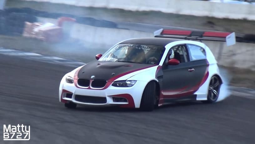 BMW 1-Serie LS3 V8
