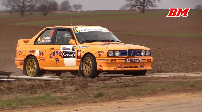 BMW E30 M3 Prodrive te koop