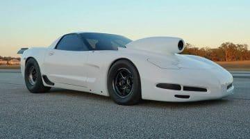 Blackwell C5 Corvette