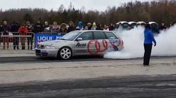RWD Audi's