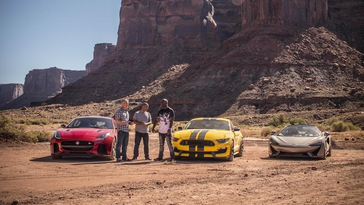 Top Gear Season 25 Episode 1