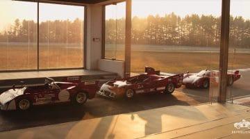 Alfa Romeo Tipo 33 Reünie