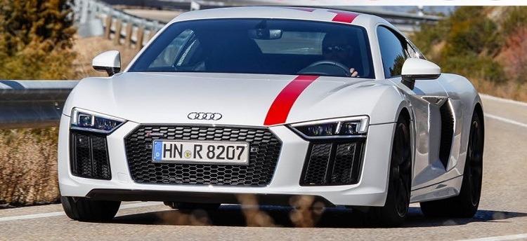 Audi R8 RWS Review