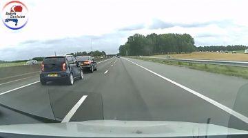 Dashcam-compilatie Nederland