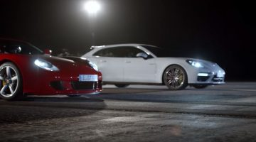 De vijf snelste Porsches naar 100 kmh
