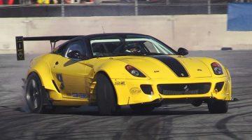 Ferrari-599-GTB-Formula-Drift
