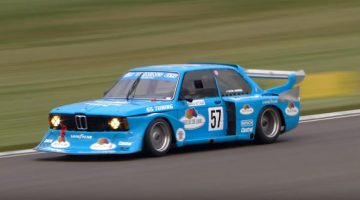 Group 5 BMW 320