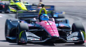 IndyCar St. Petersburg Highlighst 2018