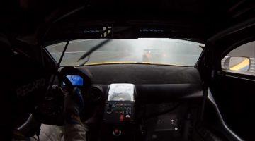 Nordschleife Onboard Aston Martin Vantage Regen