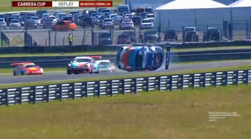 Porsche-Carrera-Cup-Crash-Brazilië