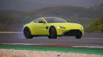 2018 Aston Martin V8 Vantage Review