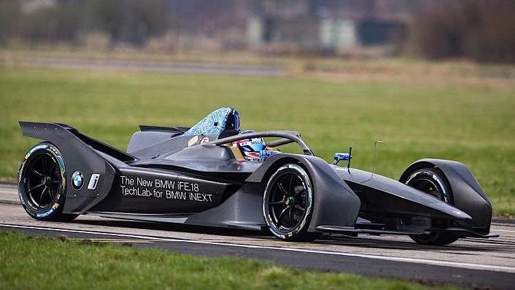 BMW IFE Formule E