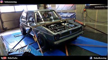 Boba Motoring Volkswagen Golf Mk1