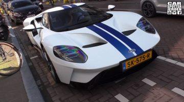 Eerste Ford GT in Nederland