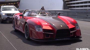 Ferrari Sbarro Tornado SB1